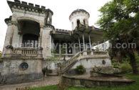 Castillo Carlota Palmerola, Areguá