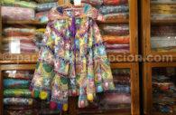 Vêtement dentelle Ñanduti Itauguá Paraguay