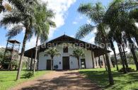 Église de Yaguarón, région d'Asunción, Paraguay