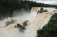 Cataratas del Monday, Paraná