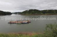 Balsa Intercom Puerto Iguazu – Presidente Franco