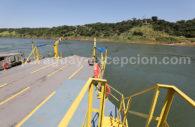 Ferry entre Puerto Presidente Franco et Puerto Iguazu