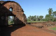 Tavaranguë, mission  jésuite du Paraguay