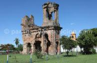 Eglise San Carlos Borromeo, Yvy, Paraguay