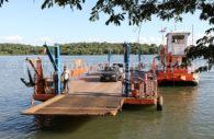 Ferry entre Bella Vista et Corpus