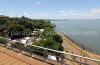 Passage frontière Posadas – Encarnacion, Yvy, Paraguay
