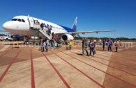 Comment se rendre au Paraguay