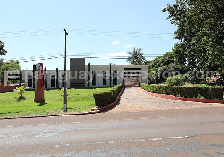 Particularité du Paraguay, les motels