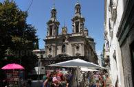 Basilique San Francisco, San Telmo, Buenos Aires