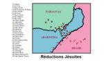 Réductions jésuites, Paraguay, Argentine et Brésil avec Paraguay Excepción