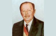 Alfredo Stroessner, dirigeant du Paraguay