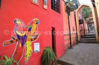 Asuncion, quartier de San Jeronimo, Paraguay