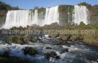 Parc d'Iguaçu, Brésil et Argentine