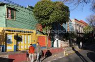 Promenade à La Boca, Buenos Aires
