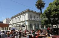 Le marché de San Telmo, Buenos Aires