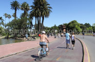 Vélo à Palermo, Buenos Aires