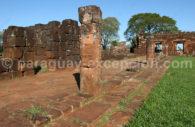 Ruines jésuites de San Ignacio Mini, Argentine