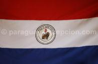 Le drapeau du Paraguay