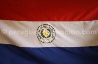 Deuxième face du drapeau du Paraguay