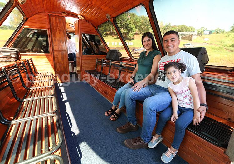 Croisière en famille au Paraguay