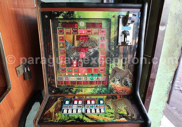 Les casinos et jeux d'argent au Paraguay