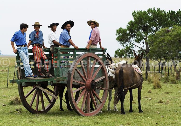 Population du Gran Chaco