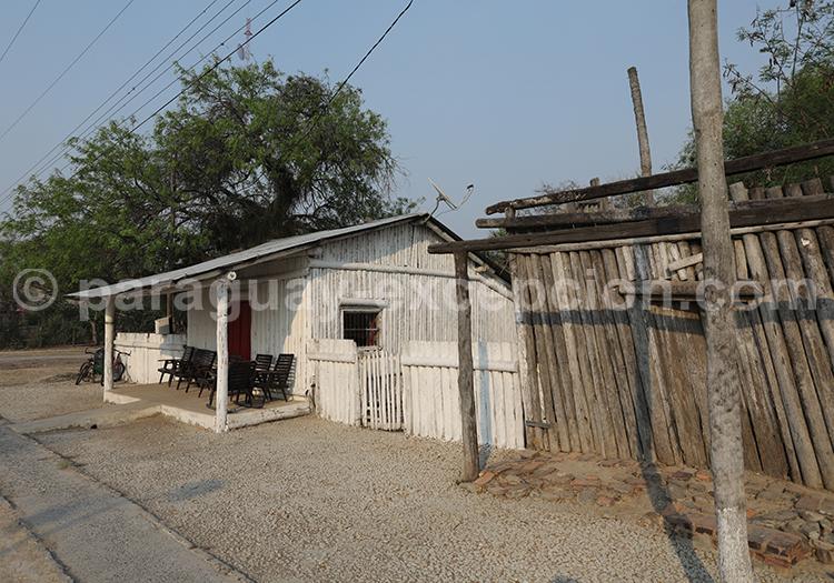 Bahia Negra Nord-Est du Chaco Paraguayen