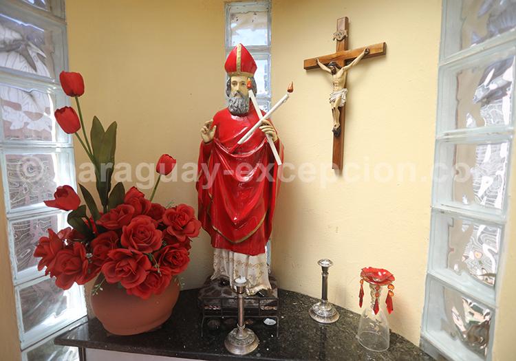 Objets religieux au Paraguay