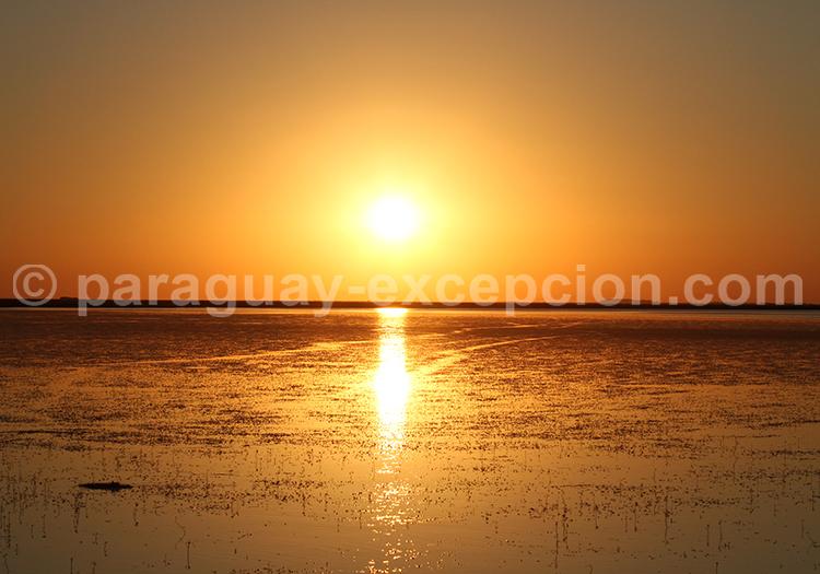 Lune de miel Pantanal Paraguay