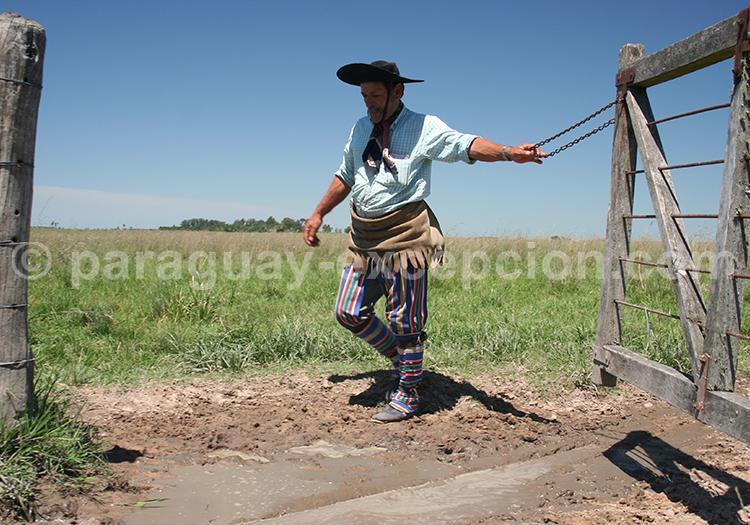 Séjour dans le Gran Chaco