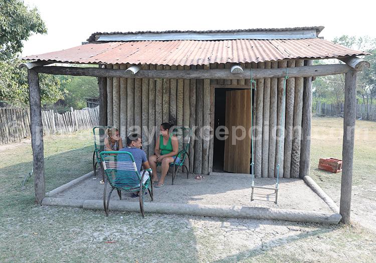 La vie à Bahia Negra Paraguay