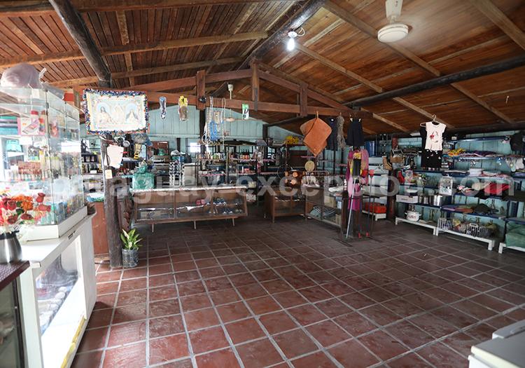 Magasin à Hôtels à Bahia Negra Pantanal Chaco