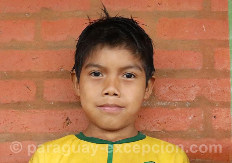 Portraits du Chaco paraguayen