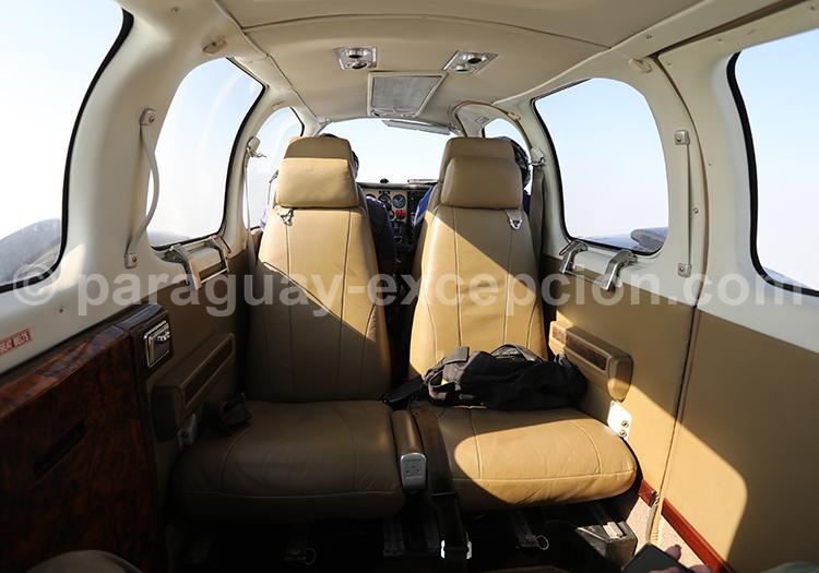 Avion privé Chaco Paraguay