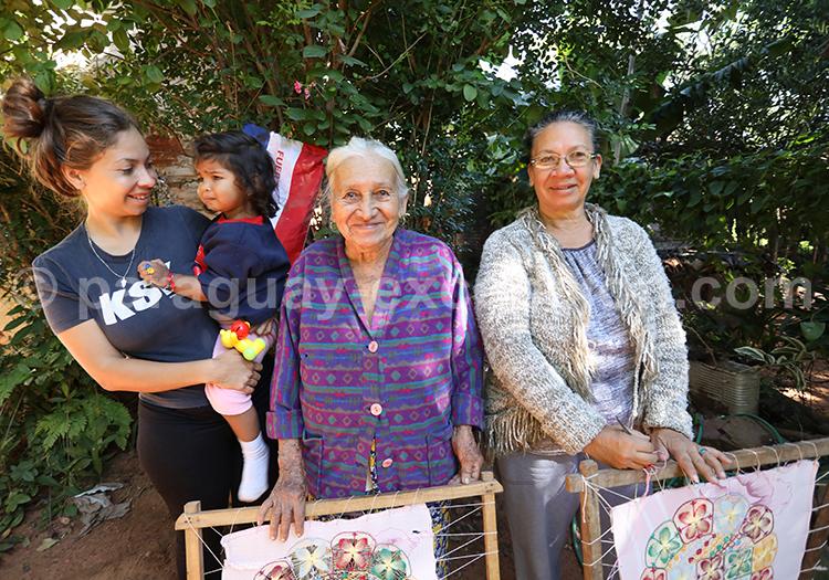 Portraits du Chaco paraguayen avec Paraguay ExcepciónPortraits du Chaco paraguayen avec Paraguay Excepción