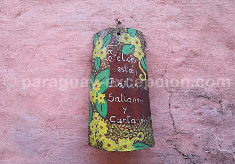 Couleurs du Paraguay, Paraguay Excepción