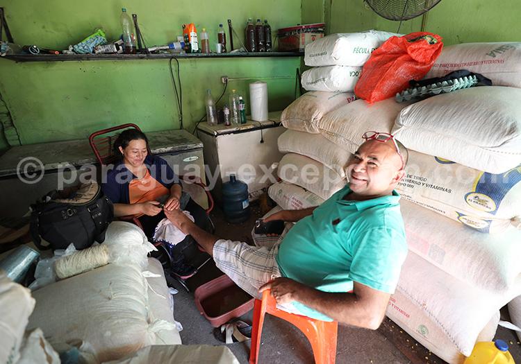 Couple du Paraguay