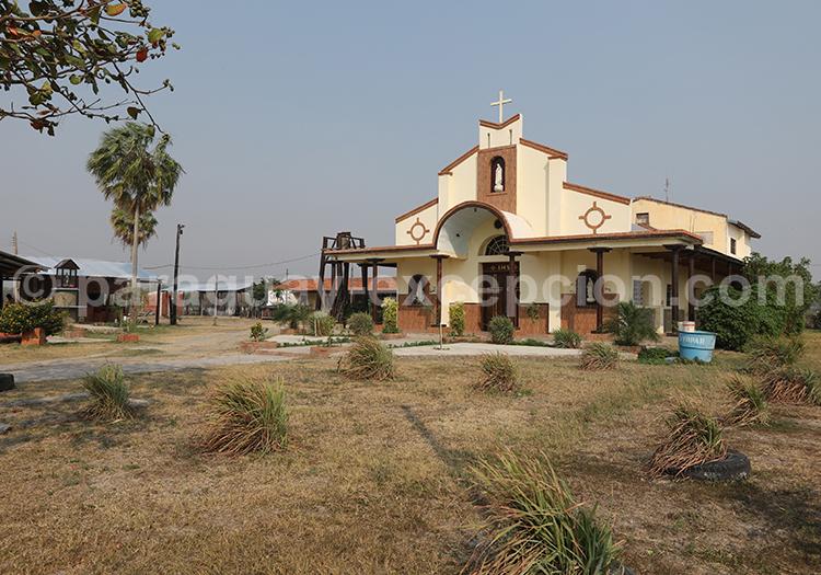 Eglise de Bahia Negra Chaco