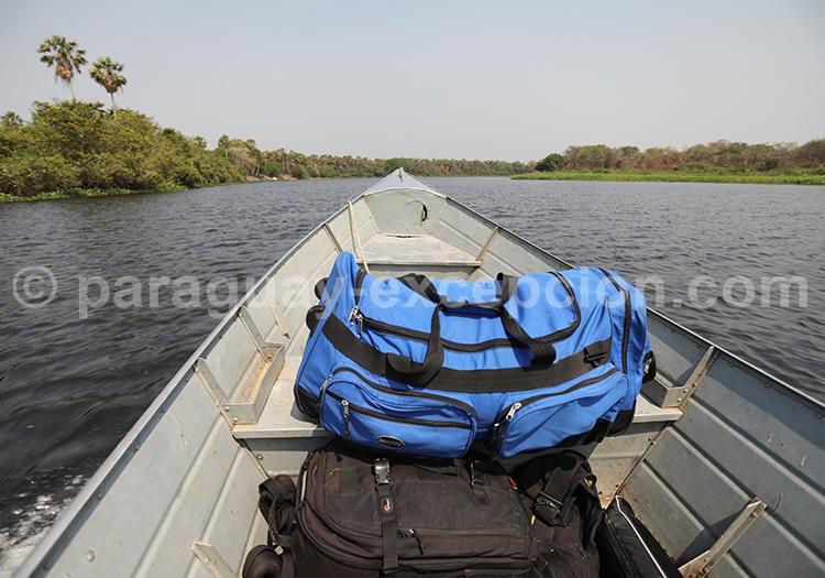 Navigation Rio Negro