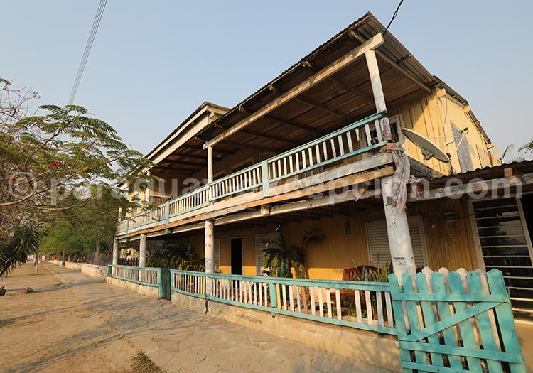 Maison Bahia Negra Paraguay