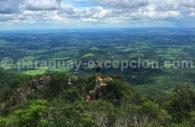 Cerro Tres Kandu, Cordillera, Paraguay