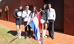 Couleurs du Paraguay