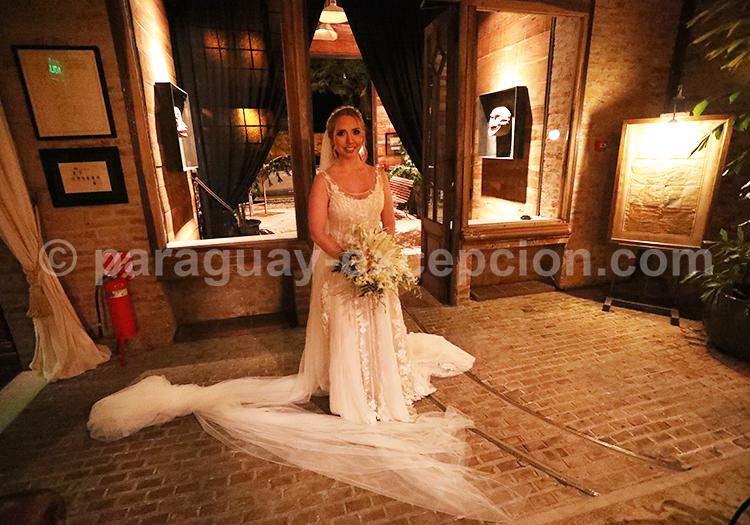 Mariage au Paraguay