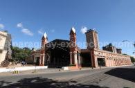 Gare ferroviaire, Asunción, Paraguay