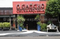 O Gaucho Churrasqueria, Asunción, Paraguay
