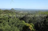 Paraguarí, Mirador Cero Pero, Cordillera, Paraguay