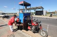 Transports à Asunción