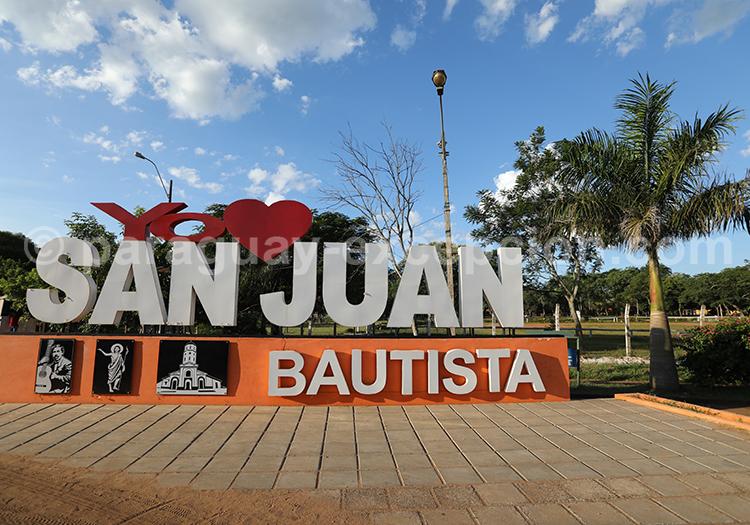 San Juan Bautista, ville jésuite du Paraguay