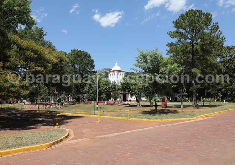 Découvrir le petit village de Santa Maria de Fe au Paraguay dans la région de Misiones
