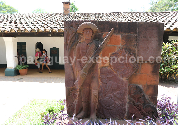 Héritage colonial, San Ignacio Guazu, Paraguay